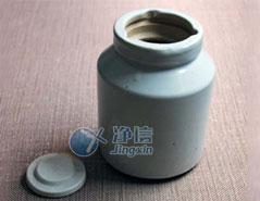 滚筒陶瓷球磨罐