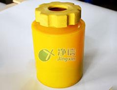 滚筒聚氨酯球磨罐
