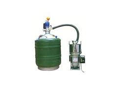液氮低温粉碎机型号:JX-2000